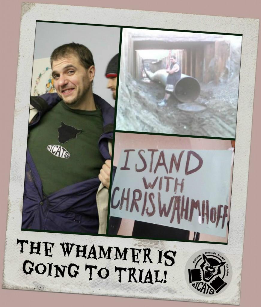 chris pretrial meme